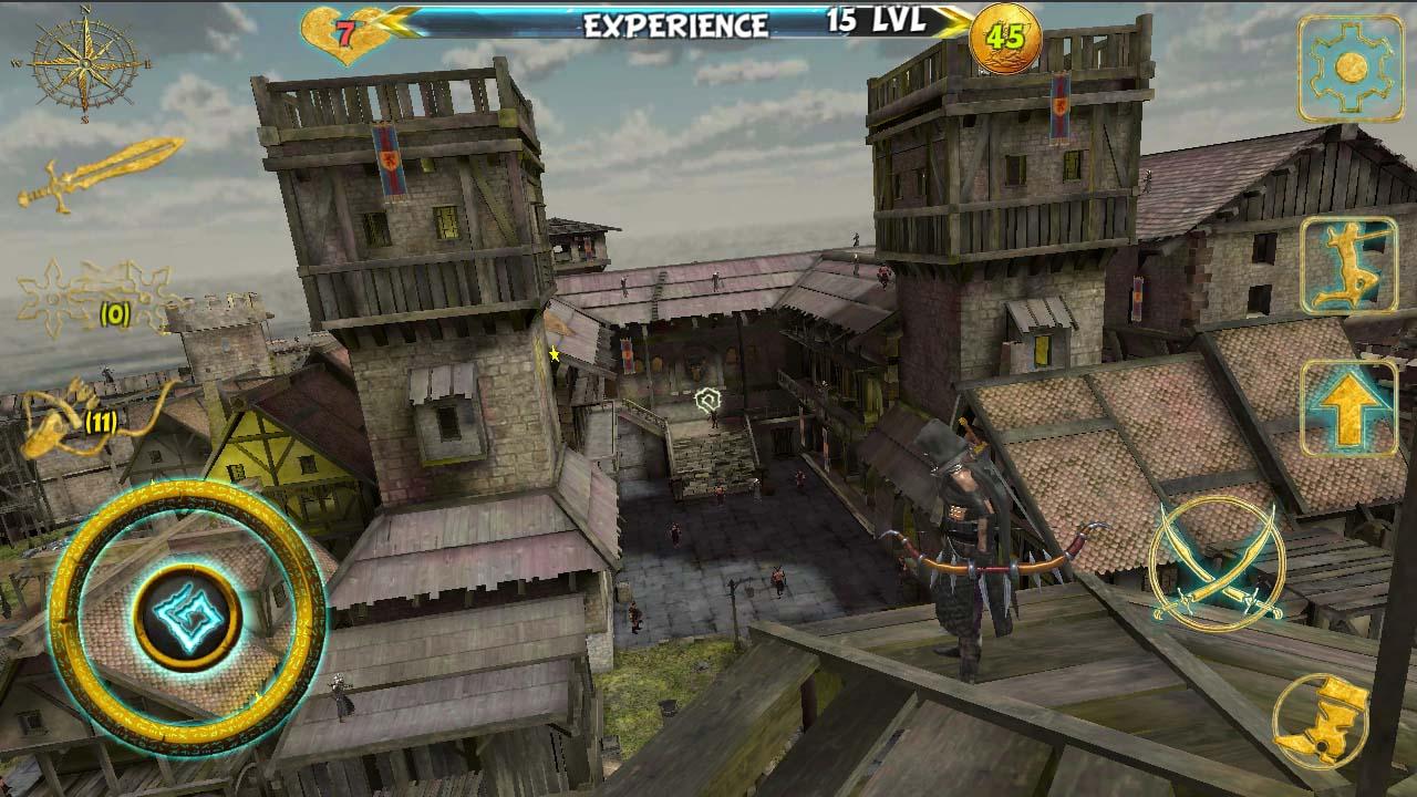 Ninja Samurai Assassin Hero 5 Blade of Fire: Amazon.es ...