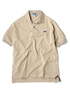 70s Drop Tail Polo 112-11-5021: Beige