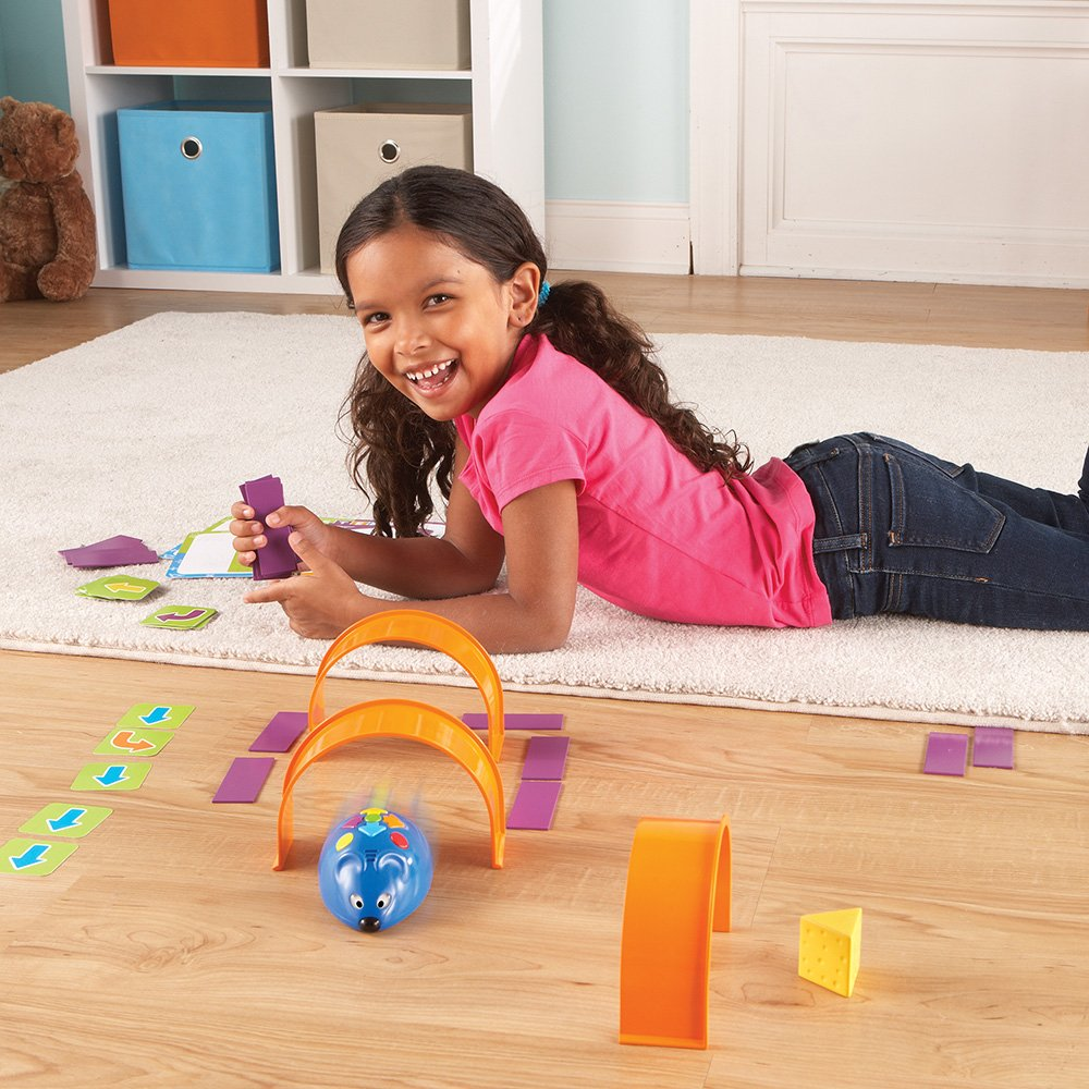 Learning Resources Code & Go Robot Mouse Activity Set, 83 Pieces by Learning Resources (Image #11)