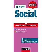 Le Petit Social 2018 - 13e ed. - Les éléments indispensables