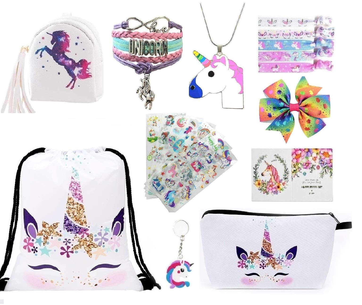 The Perfect Set for Any Unicorn Lover!