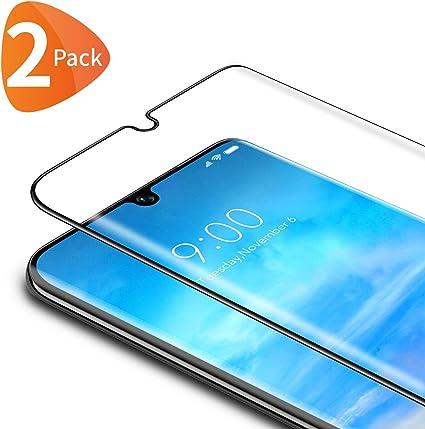 Bewahly Cristal Templado para Xiaomi Mi Note 10 / Note 10 Pro [2 ...