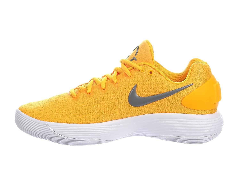 2d0f2ab9a5c1 Nike Men s React Hyperdunk 2017 Low University Gold Dark Grey White  Synthetic Running Shoes 8 M US  Amazon.ca  Shoes   Handbags