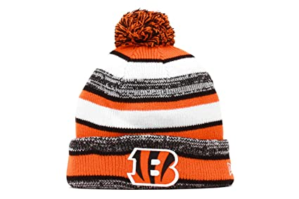 New Era NFL ON FIELD Mütze Beanie - Cincinnati Bengals: Amazon.de ...