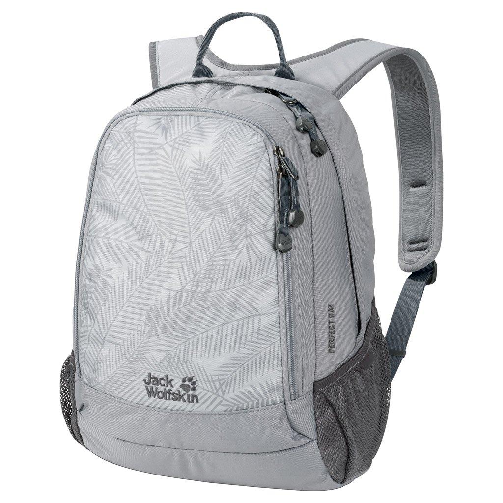 Jack Wolfskin Perfect Day Hiking Daypacks, Leaf Grey, One Size