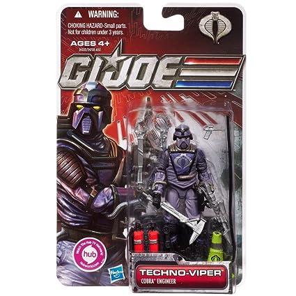 GI Joe Hasbro 50th Cobra Legion 3 Pack Cobra Officer Female Complete Mint
