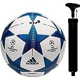 WRF UEFA Champion League Hand Stich Football Size-05