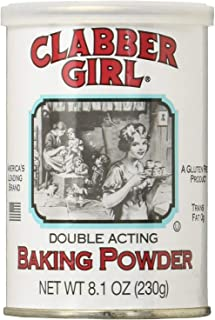 product image for Clabber Girl Baking Powder - 8.1 oz can (3)