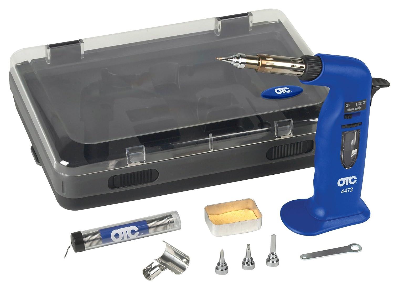 Amazon.com: OTC 4472 Cordless Solder Tool Kit: Automotive