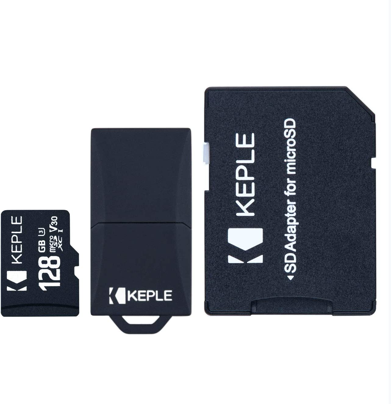 128GB microSD Memory Card Micro SD for Lenovo Tab 4, 10 Plus, 8 Plus, 7 Essential, Moto Tab/Acer Iconia One 10 B3-A20 / Huawei MediaPad T3 Tablet (10.1) Tablet | 128 GB UHS-1 U1 High Speed Class 10