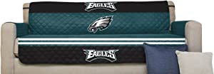 NFL Furniture Protector with Elastic Straps