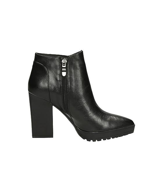 CafÈnoir Tronchetti scarpe donna nero HD244 40: Amazon.it: Scarpe e borse