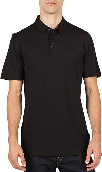 Volcom Wowzer Polo Sport, Hombre, Black, XS: Amazon.es: Deportes y ...