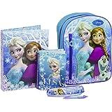Sambro dfr-8149-arg Frozen Ensemble sac à dos garni
