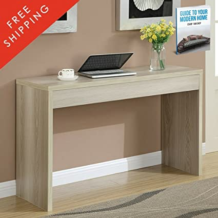 Amazon Com Hallway Console Table Narrow Accent Foyer Home