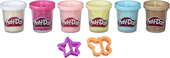 Play-Doh B3423AS0 Confetti Compound Collection