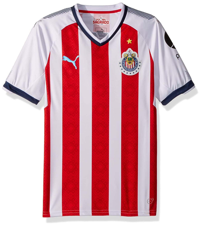 sale retailer 30112 4864c PUMA Men's Standard Chivas Shirt Replica 17-18