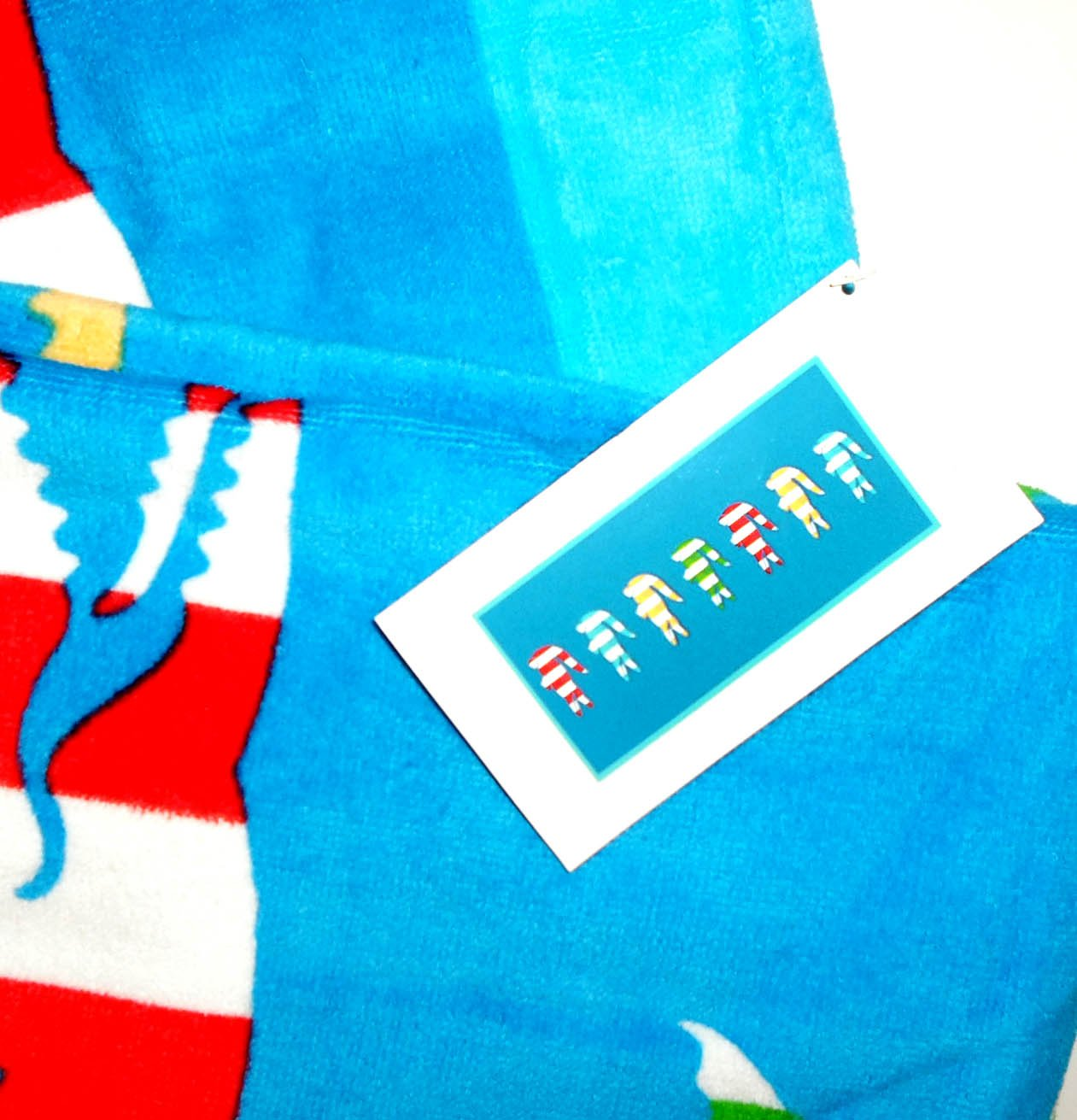 Lacoste Toalla Toalla de baño sauna Beach Towel turquesa azul: Amazon.es: Hogar