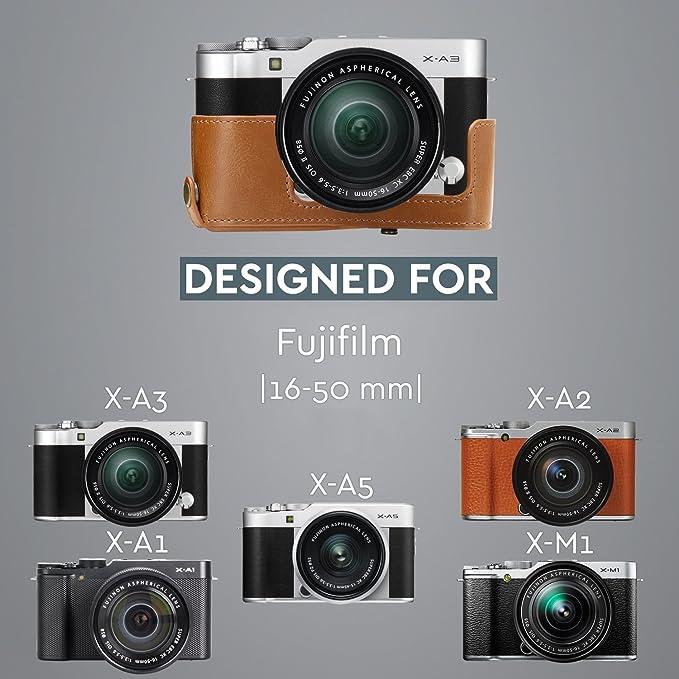Megagear Mg174 Fujifilm X A5 X A3 X A2 X A1 X M1 Kamera