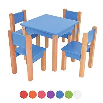 Xxl Discount Kindertisch Mit 4 Stuhle 5 Tlg Set Sitzgruppe Fur