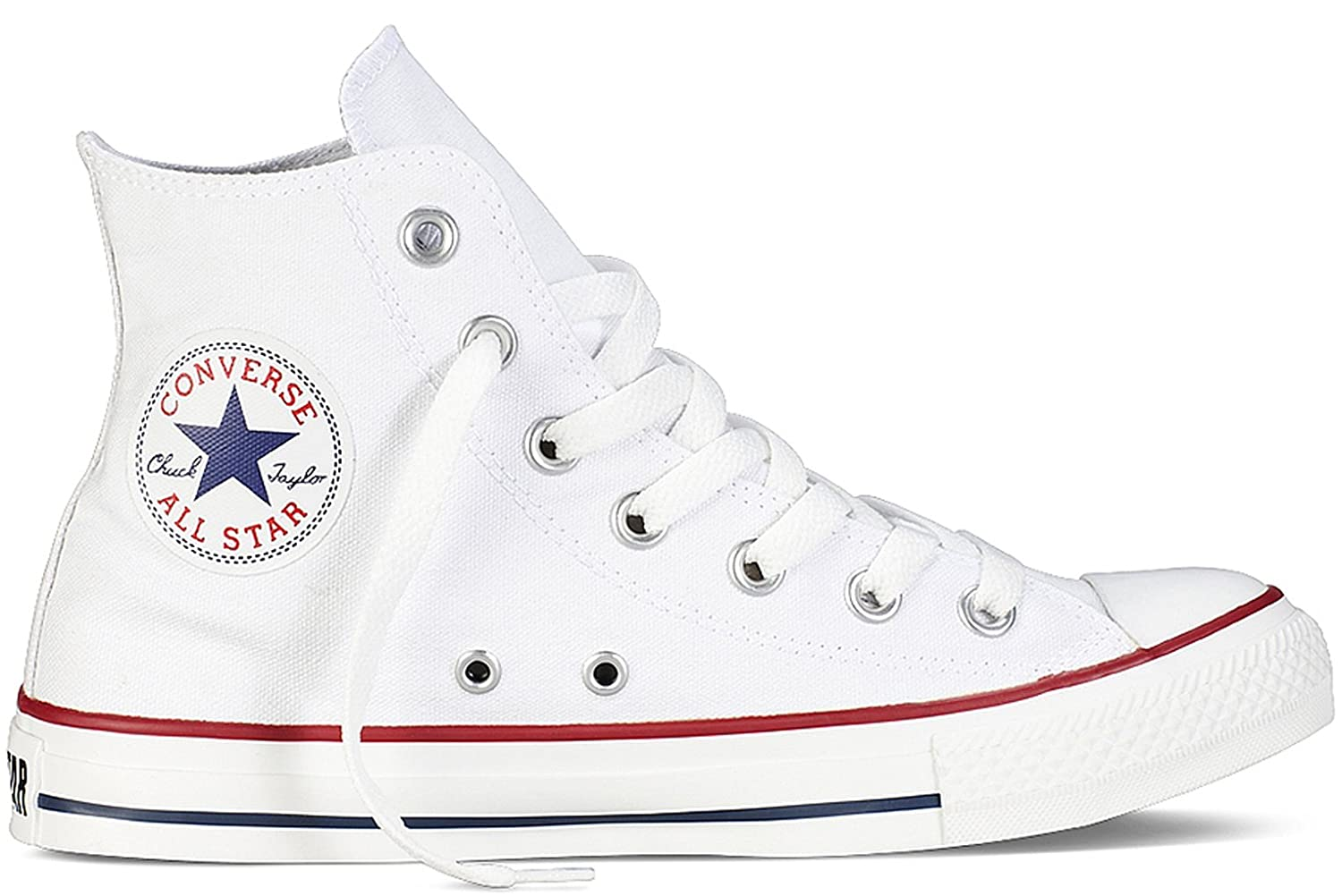 13e0fd96324 durable modeling Mens Converse Chuck Taylor All Star High Top Sneakers (5  D(M