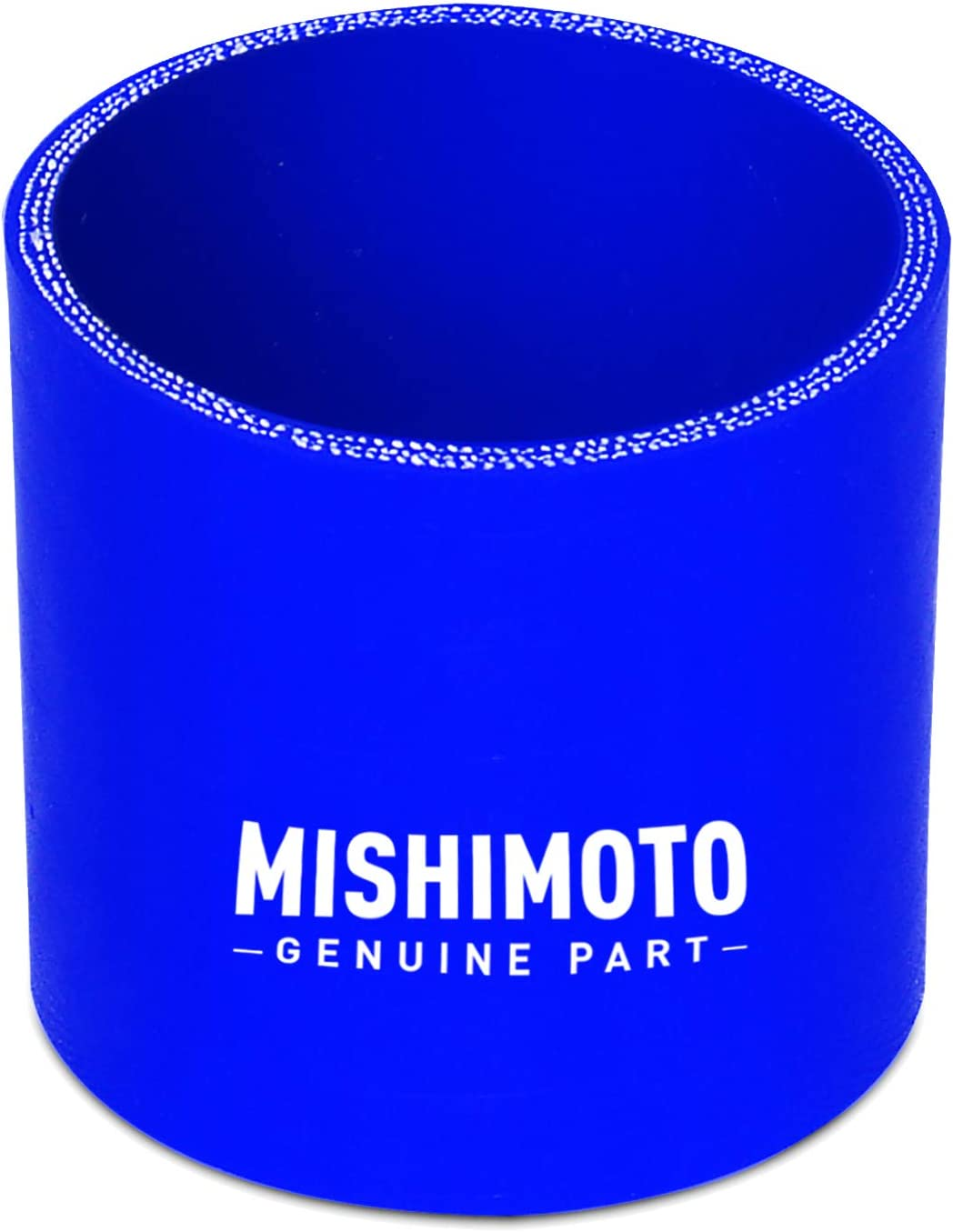 Mishimoto MMCP-1375SBK Black 1.375 Straight Coupler