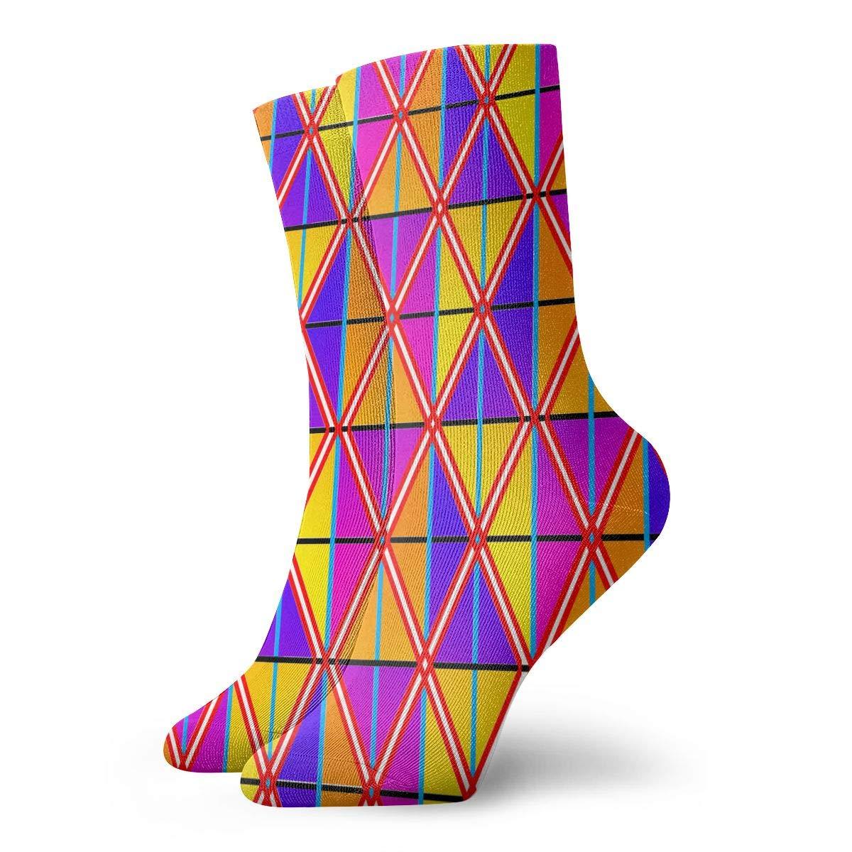 Fun Pattern Unisex Funny Casual Crew Socks Athletic Socks For Boys Girls Kids Teenagers