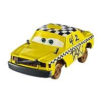 Cars DYB09 Disney 3 - Super-Huit Fair Game - Echelle 1/55
