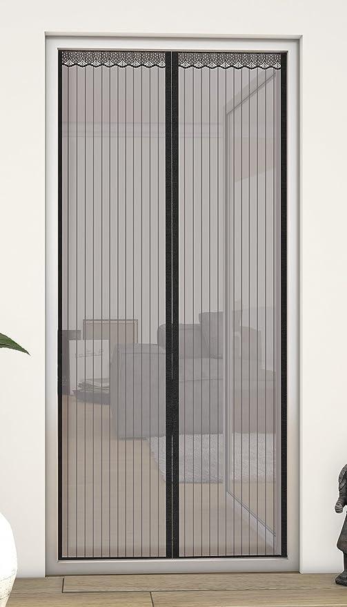 Hecht International hecht international magnetic vertical blind 100 x 220 cm in white