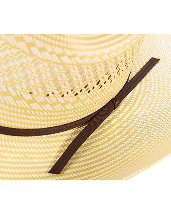 Cody James Men s 50X Straw Cowboy Hat - Cj15 Wh-Rs 4.25 at Amazon Men s  Clothing store  ade33fb11fb7