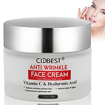 hydrating anti aging face cream
