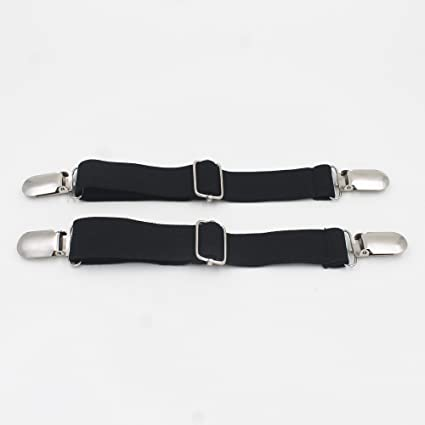 Motorcycle Biker Pant Clips// Boot Straps