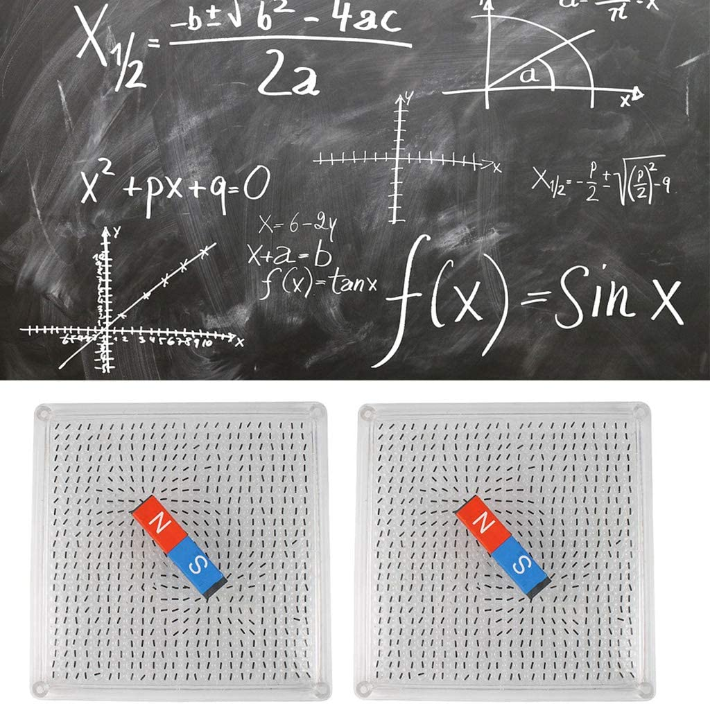 KINTRADE Magnetische Induktionsplatine Leitungsdemonstration Ausr/üstung f/ür elektromagnetische Felder