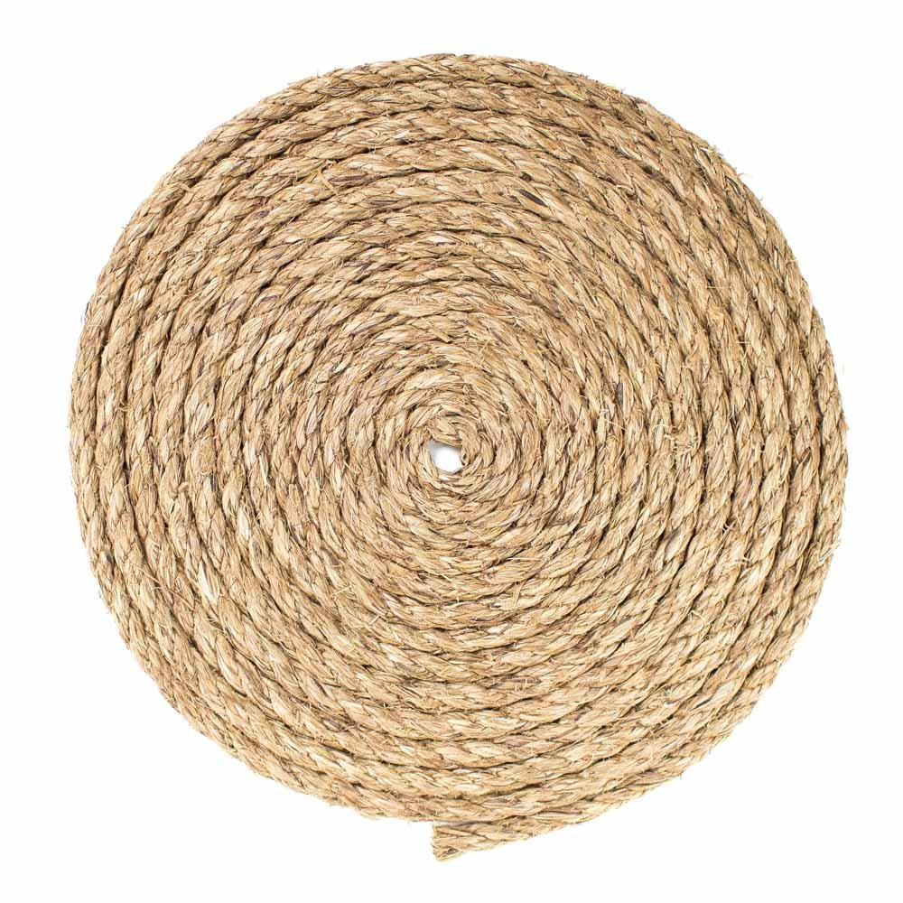 1//2 inch 5//8 inch and 2 inch Widths /& Several Lengths West Coast Paracord 5//16 inch 3//8 inch 1 inch Twisted Manila Hemp Rope in 1//4 inch 3//4 inch