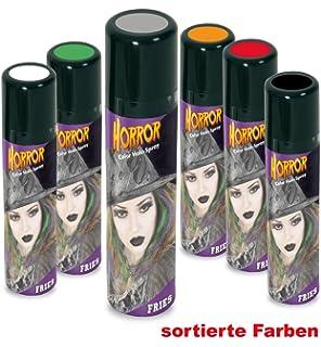 Haarspray Farbspray Zum Temporären Haare Färben Color Weiß Tolles
