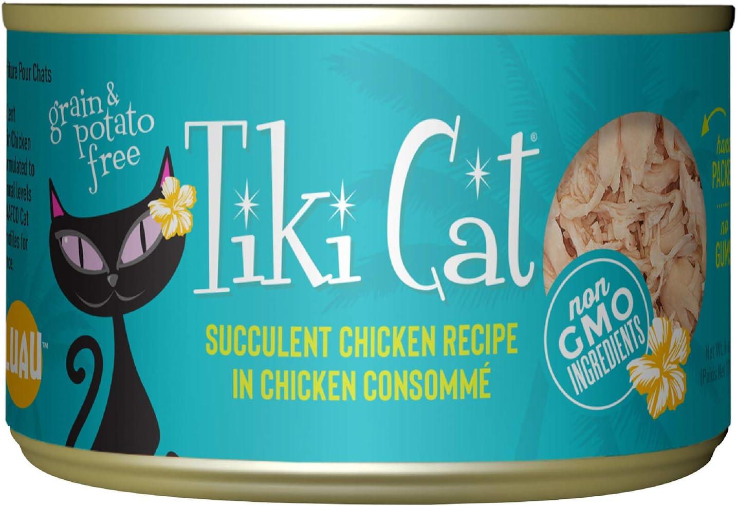 tiki cat puka puka cat food ingredient review