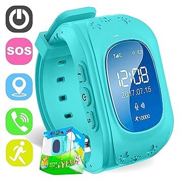 Reloj Inteligente para Niños Smartwatch Teléfono con SIM ...