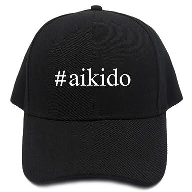 Teeburon Aikido Hashtag Gorra De Béisbol: Amazon.es: Ropa y accesorios