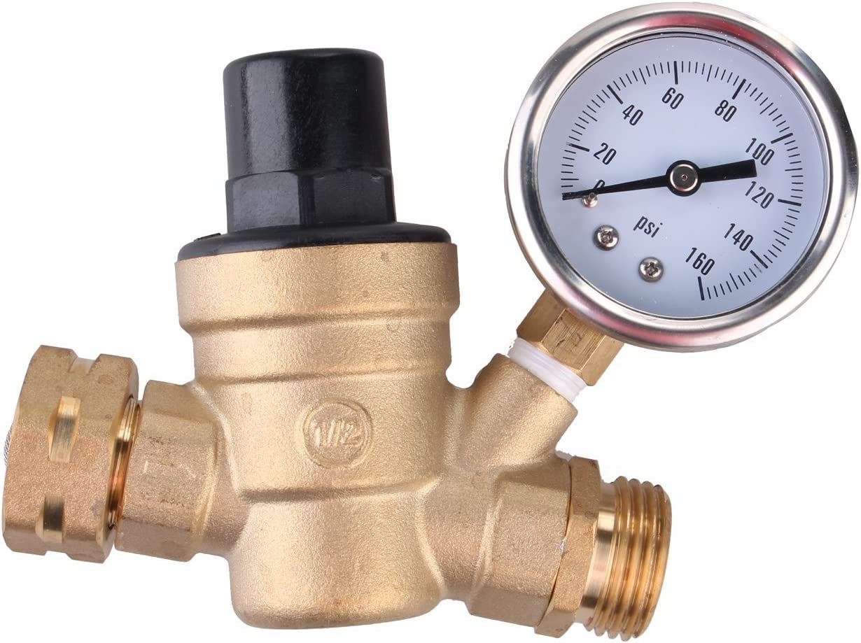 KepooMan Water Pressure Regulator