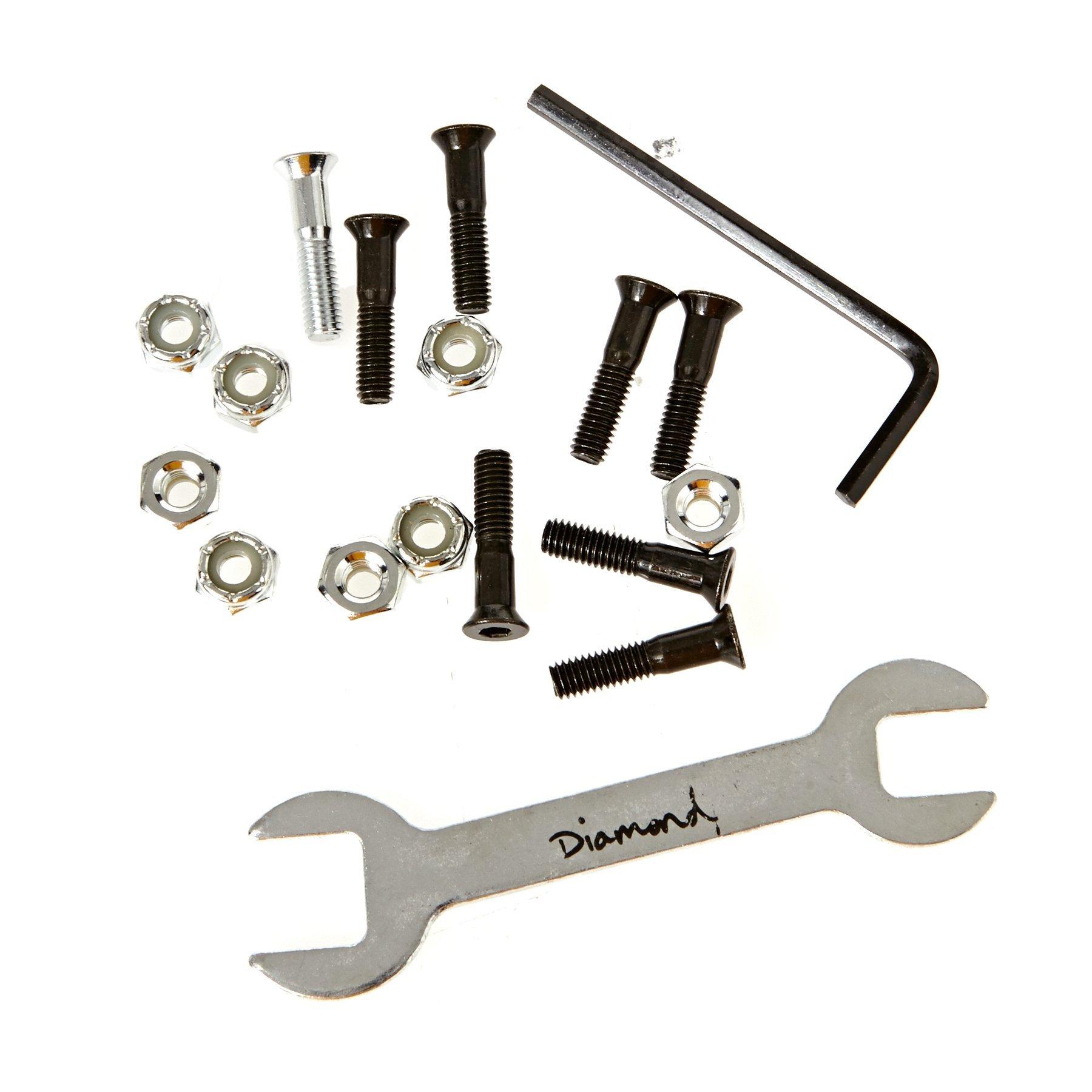 Diamond Supply Co Hella Tight Nyjah Huston Pro Hardware Set