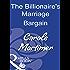 The Billionaire's Marriage Bargain (Mills & Boon Modern)