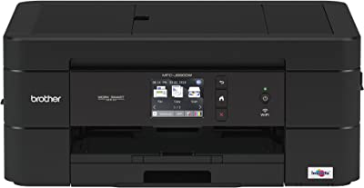 Brother Wireless All-in-One Inkjet Printer, MFC-J690DW