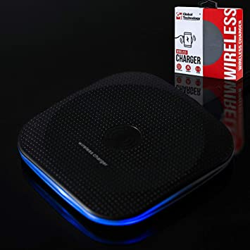 Global Technology QI Wireless Charger Cargador Samsung ...