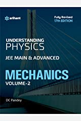 Understanding Physics for JEE Main & Advanced Mechanics - Part 2 Paperback