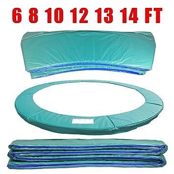 Greenbay - Almohadilla de repuesto para cama elástica de 2,4 m - resistente a