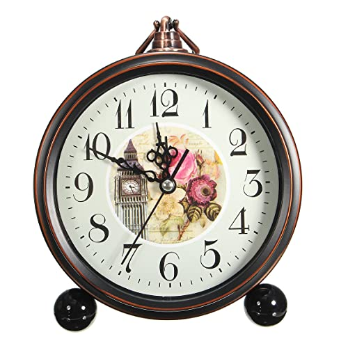 Vintage Alarm Clocks: Amazon.co.uk