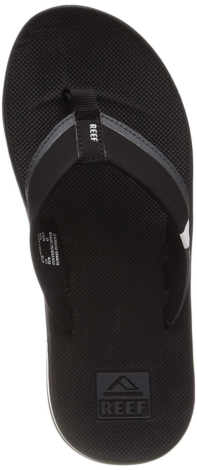 f392372b09be Amazon.com  Reef Men s Fanning Low Thong Sandals  Shoes