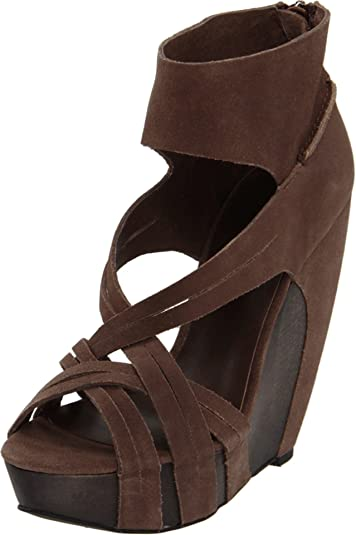 8b4c863f2409 Amazon.com  Joe s Jeans Women s Gavin Wedge Sandal