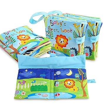 Amazon Com Hot Sale Baby Books Rucan New Cloth Book Baby Boys