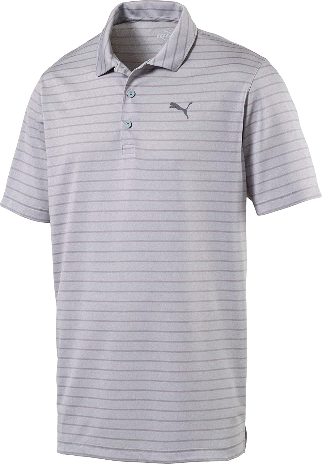 [プーマ] メンズ シャツ PUMA Men's Rotation Stripe Golf Polo [並行輸入品] L  B07TF6L8MS